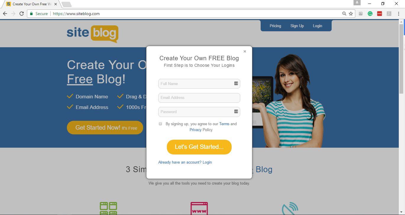 Siteblog Conclusion